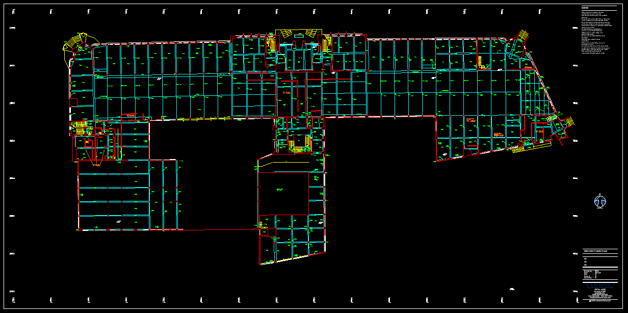 office floor plan Brentford