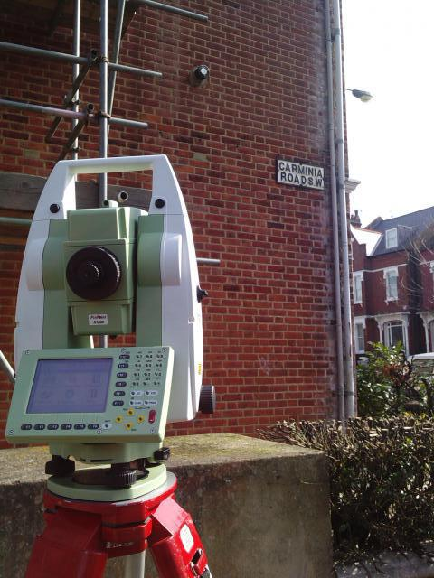 Monthly monitoring of a house in Tooting